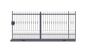 Sliding gates solo ante