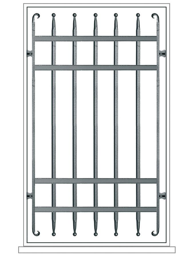 Forgiafer cancelli e recinzioni in ferro battuto for Serie futura cancelli