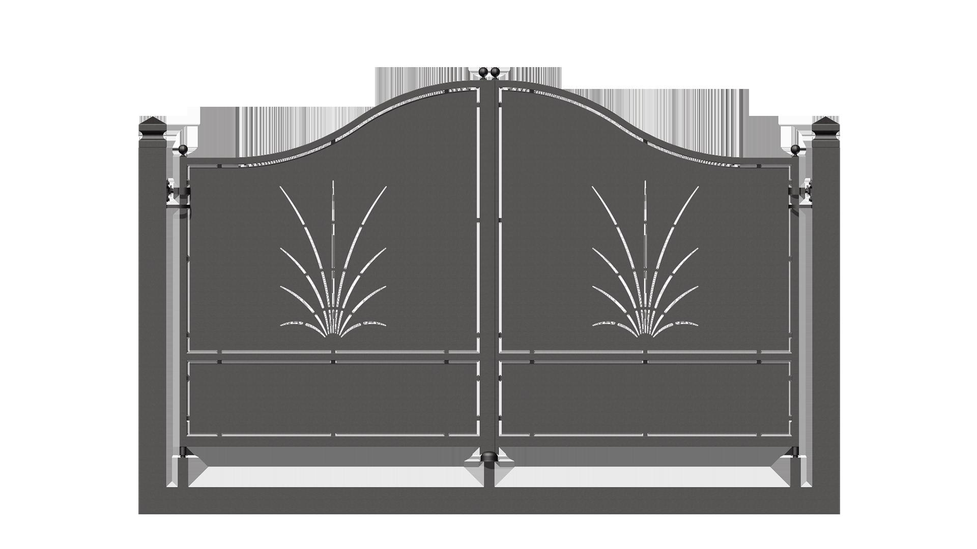 Forgiafer - Cancelli e recinzioni in ferro battuto